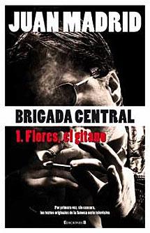 Portada del nuevo libro de Juan Madrid