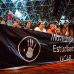 Manifestación antichavista en Venezuela