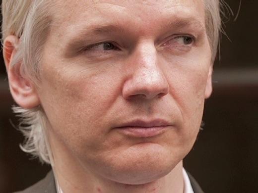 Julian Assange. Foto: Reuters