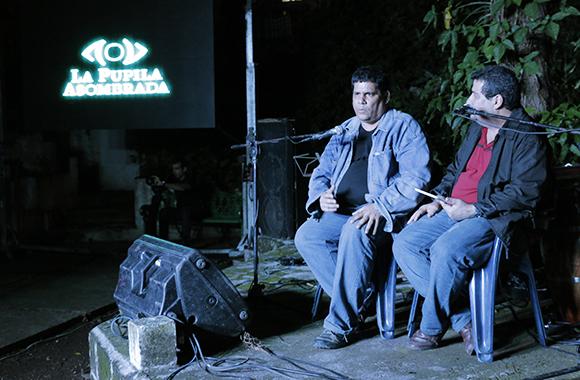 """Pablo Massip entrevistado en """"La pupila asombrada"""""""