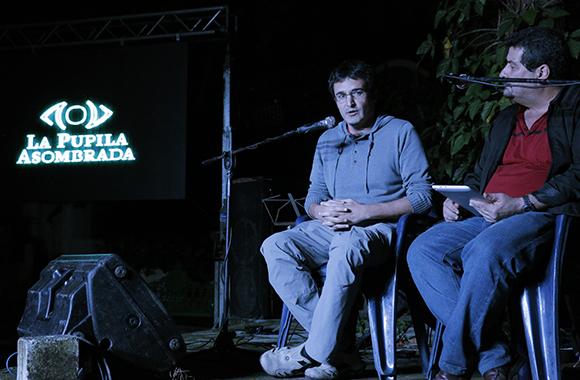 """Dialogando con José Manzaneda en """"La pupila asombrada"""""""