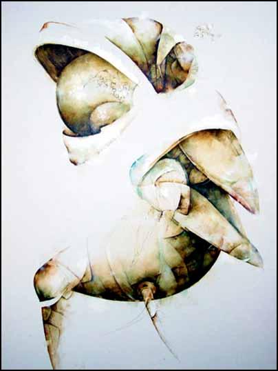 Fariñas, óleo, s-t, 2000, colección Ramón Font