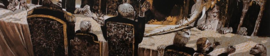 Pintura de Roj Friberg